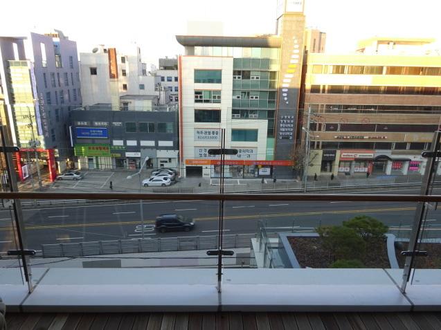 たった26時間のソウル (7)「アンダーズソウル江南」の朝_b0405262_00450542.jpg