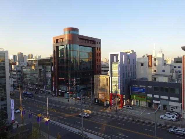たった26時間のソウル (7)「アンダーズソウル江南」の朝_b0405262_00455096.jpg