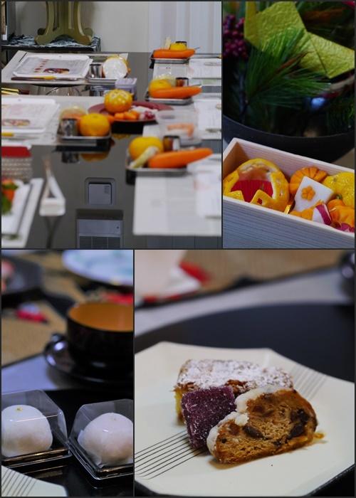 野菜カービングお正月飾り@Atelier ISARA☆_b0114367_08425218.jpg