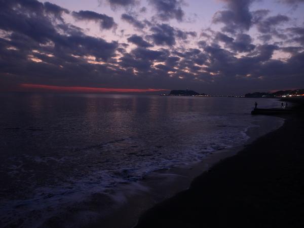 七里ガ浜と江ノ電_a0351368_23093659.jpg