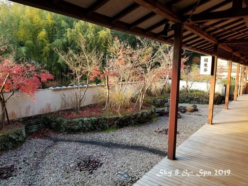 ◆ 30年ぶりの伊豆長岡温泉へ、その3 着物で彩られた全館畳敷きの宿「楽山やすだ」へ 到着編(2019年12月)_d0316868_10094262.jpg