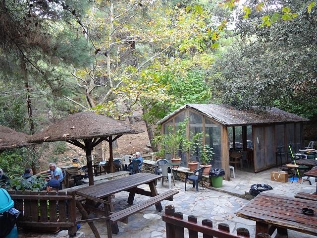 山小屋みたいなカフェ♪_a0123372_00590694.jpg