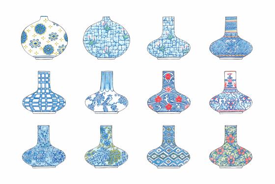 薪窯焼成花器 -デザイン画の公開-_b0289777_11141265.jpg