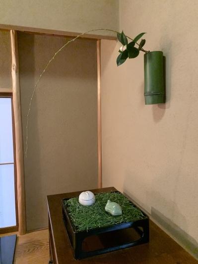 栗崎昇流正月飾りのレッスン_d0335577_07023208.jpeg