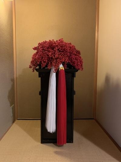 栗崎昇流正月飾りのレッスン【その2】_d0335577_07051520.jpeg