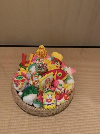 栗崎昇流正月飾りのレッスン【その3】_d0335577_07081914.jpeg