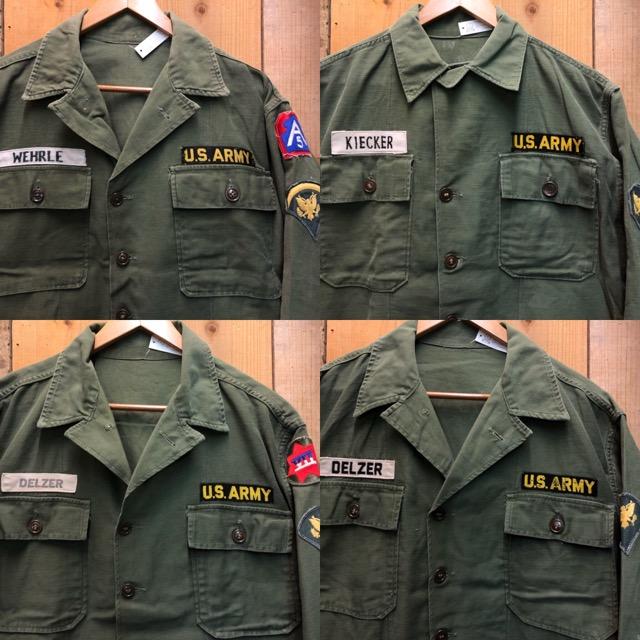 12月21日(土)大阪店スーペリア入荷!#1 Military Part1編!! M-65 FishtailParka & CWU-8/P, JungleFatigue, NOS1961Chino!!_c0078587_13562810.jpg
