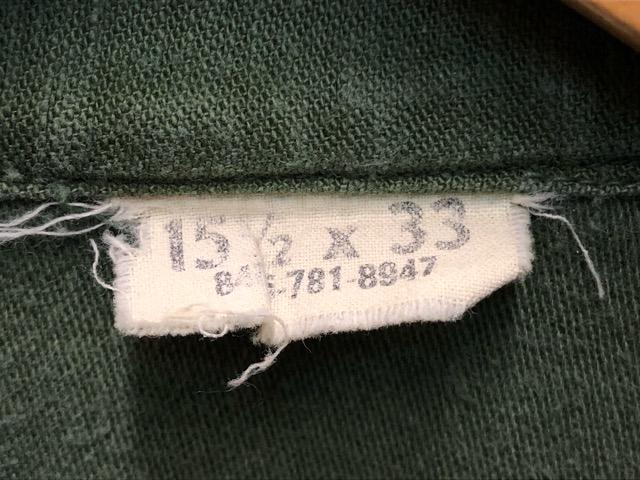 12月21日(土)大阪店スーペリア入荷!#1 Military Part1編!! M-65 FishtailParka & CWU-8/P, JungleFatigue, NOS1961Chino!!_c0078587_13575754.jpg