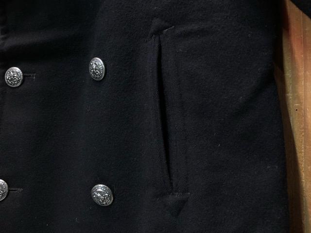 12月21日(土)大阪店スーペリア入荷!#2 Military Part2編!! U.S.Navy G-1 & P-Coat, FleeceJKT, MetroCamo!!_c0078587_14424899.jpg
