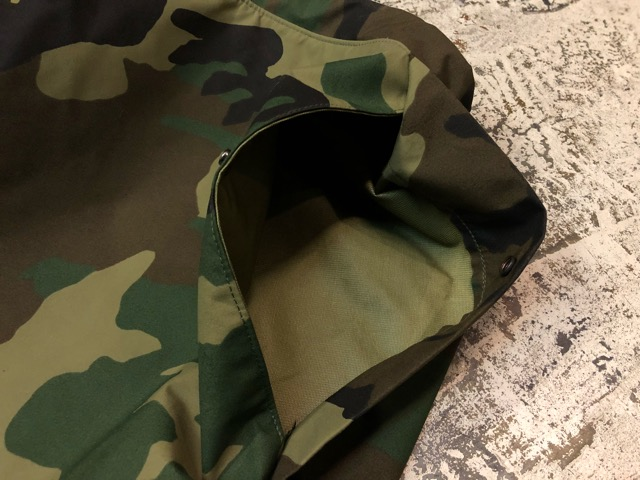 12月21日(土)大阪店スーペリア入荷!#2 Military Part2編!! U.S.Navy G-1 & P-Coat, FleeceJKT, MetroCamo!!_c0078587_15123279.jpg