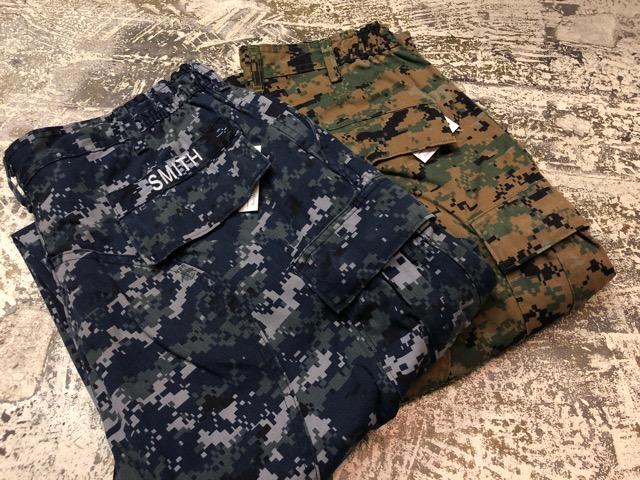 12月21日(土)大阪店スーペリア入荷!#2 Military Part2編!! U.S.Navy G-1 & P-Coat, FleeceJKT, MetroCamo!!_c0078587_152453.jpg