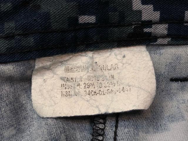 12月21日(土)大阪店スーペリア入荷!#2 Military Part2編!! U.S.Navy G-1 & P-Coat, FleeceJKT, MetroCamo!!_c0078587_153225.jpg