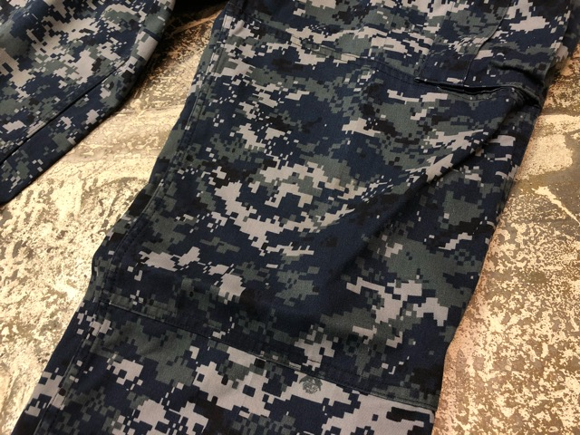 12月21日(土)大阪店スーペリア入荷!#2 Military Part2編!! U.S.Navy G-1 & P-Coat, FleeceJKT, MetroCamo!!_c0078587_1541093.jpg