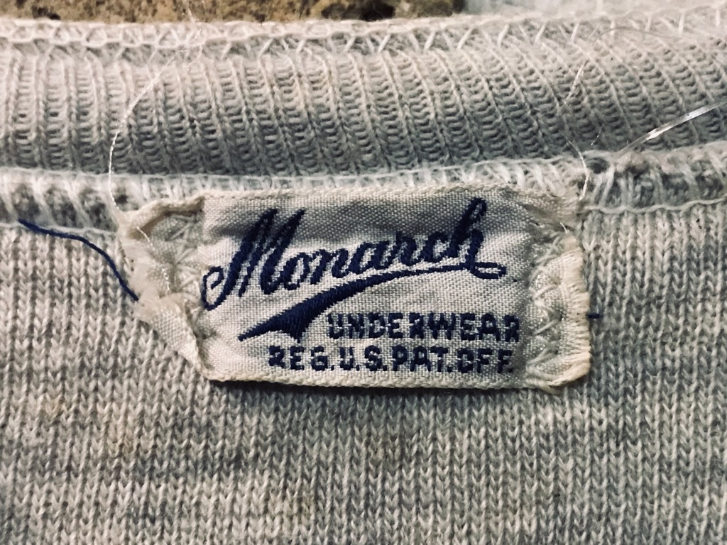マグネッツ神戸店 12/21(土)Vintage入荷! #2 Underwear!!!_c0078587_17162570.jpg