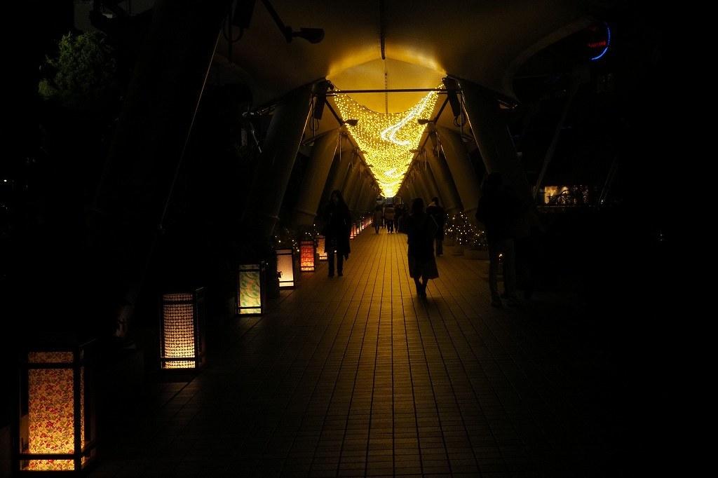 東京ドームシティのイルミネーション_e0348392_22180274.jpg