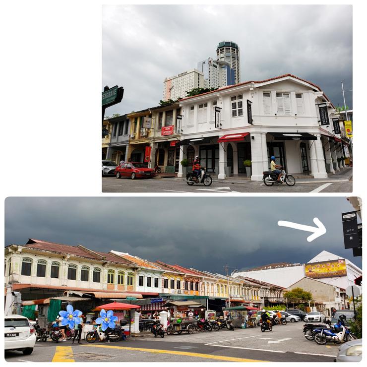 Penangで結婚記念日。素敵なレストラン等✩.*˚_d0224894_01311716.jpg