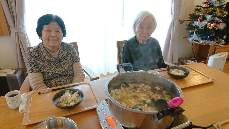 12月  料理レク🔪_f0376200_20210561.jpg