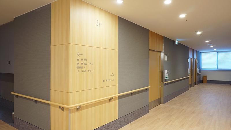 萩むらた病院 改修工事 無事完了致しました_d0321904_10114219.jpg