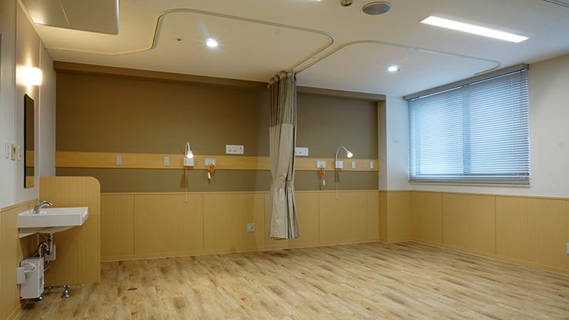 萩むらた病院 改修工事 無事完了致しました_d0321904_10122969.jpg