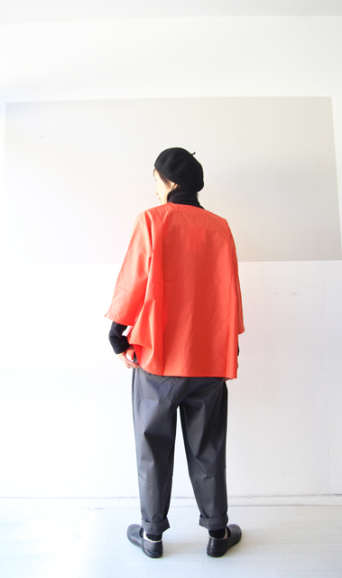 KEY NECK DROP SHOULDER SHIRT_f0215708_13324450.jpg