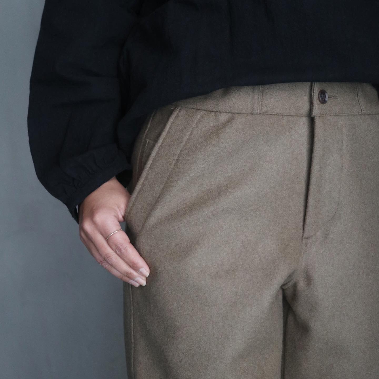 I ❤️ CHEF PANTS 🐏 サイズ比べてみました_e0291010_22403364.jpeg
