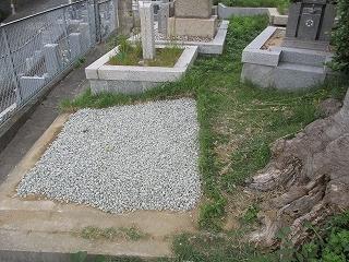 ◇お墓の引っ越し(長田墓地)◇_e0363711_15273394.jpg