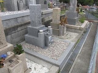 ◇お墓の引っ越し(長田墓地)◇_e0363711_15274241.jpg