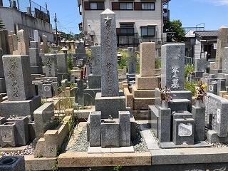 ◇お墓じまい(長田墓地)◇_e0363711_15533061.jpg