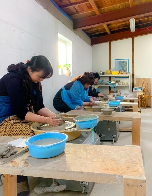 本日の陶芸教室 Vol.965_a0163716_18031278.jpg