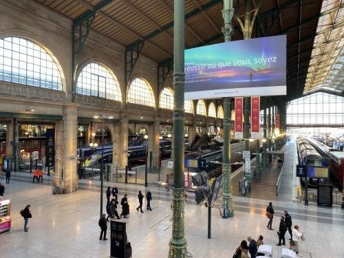 【今年一回目のフランス】#南米 #ブラジル で活動 から→ #フランス #France へ #Paris で仕事中に #スト が発生2019年12月_b0032617_16570344.jpg