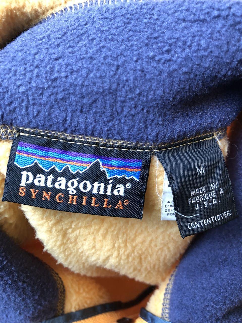 12月19日(木)入荷! 90s  MADE IN U.S.A PATAGONIA パタゴニア シンチラSYNCHILLA VEST!!_c0144020_13513517.jpg
