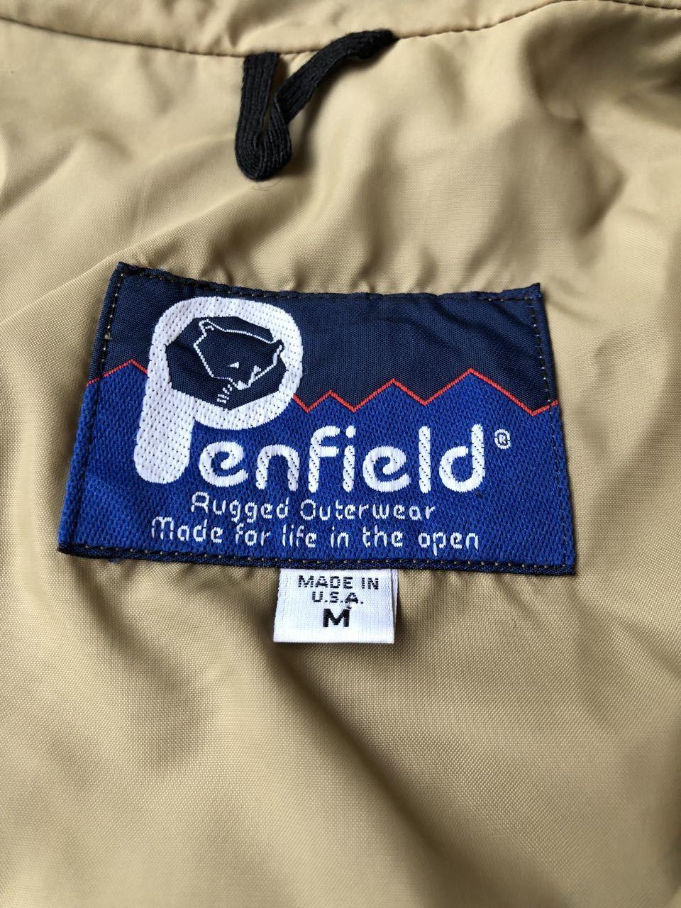 12月19日(木)入荷!90s MADE IN U.S.A Penfield マウンテンパーカー_c0144020_13561359.jpg