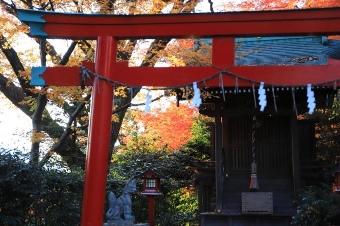 【椿山荘】文京区レトロ建物探訪 part 5_f0348831_08184879.jpg