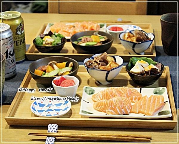 白身魚フライ弁当とおうちごはん♪_f0348032_18045827.jpg