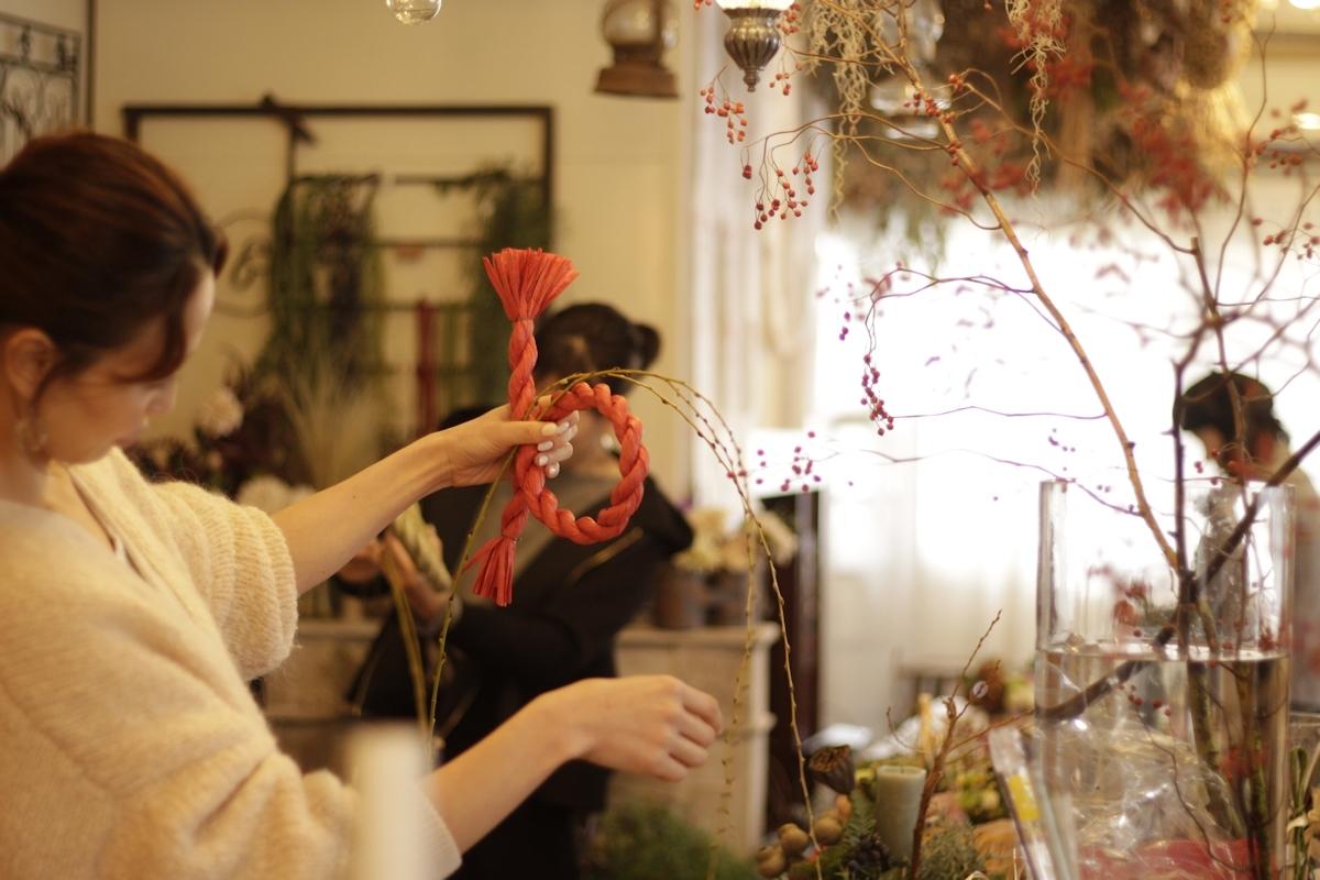 クリスマス&正月MIXレッスン_d0086634_18524012.jpg