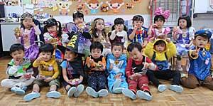 2学期も楽しかったね☆年少組☆_e0325335_15433355.jpg