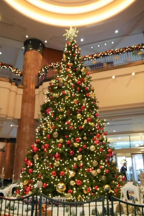 恵比寿のウエスティンホテルのツリー見てきました_f0318142_23135090.jpg