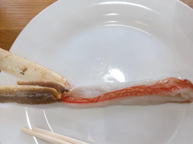 蟹パーティー 蟹刺身 バター焼き スイートチリソース焼き 鍋_f0140145_21083378.jpg
