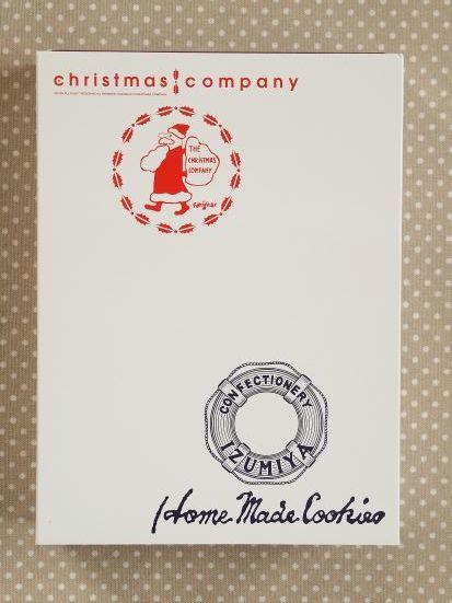泉屋東京店のクッキー~クリスマスバージョン_c0213947_17505062.jpg