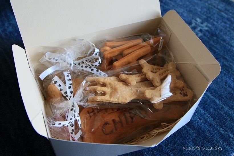 名前入りのクッキー&ケーキに、「ありがとう^^」_c0145250_14322283.jpg