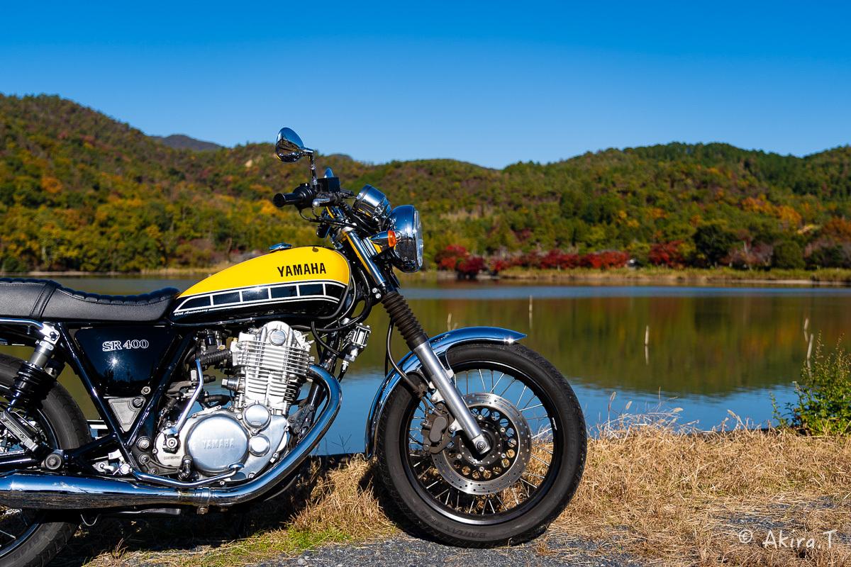 バイクは楽し!! YAMAHA SR400 -60-_f0152550_23210186.jpg