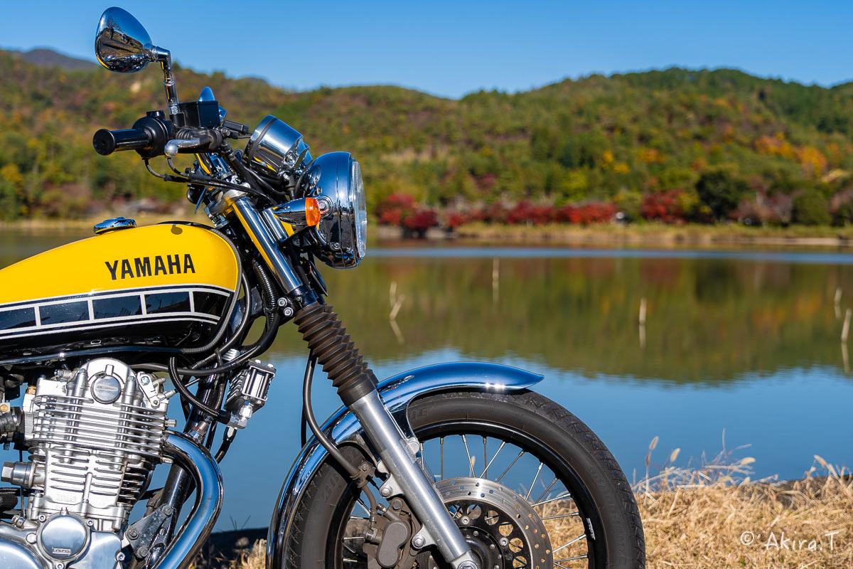 バイクは楽し!! YAMAHA SR400 -60-_f0152550_23211049.jpg