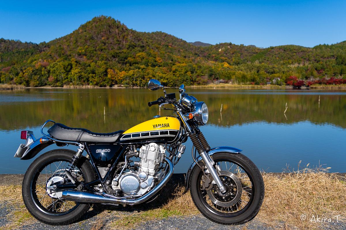 バイクは楽し!! YAMAHA SR400 -60-_f0152550_23212121.jpg