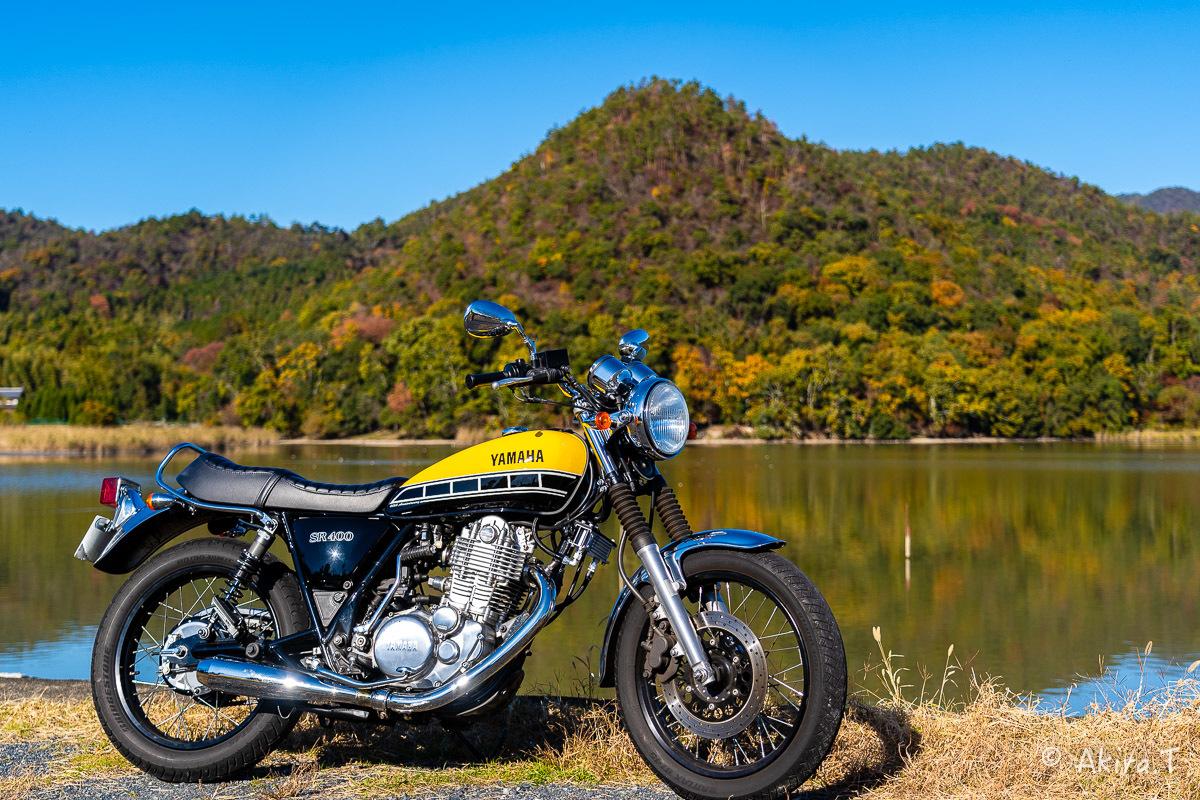 バイクは楽し!! YAMAHA SR400 -60-_f0152550_23213212.jpg