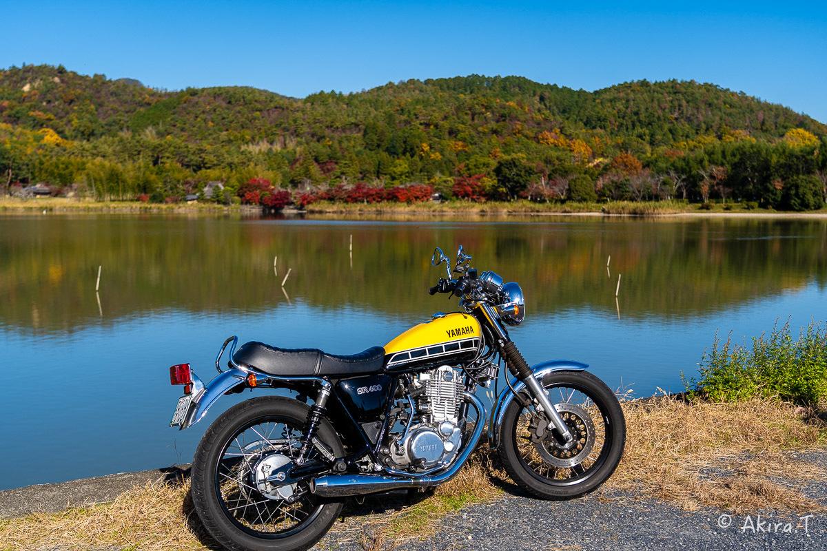 バイクは楽し!! YAMAHA SR400 -60-_f0152550_23214442.jpg