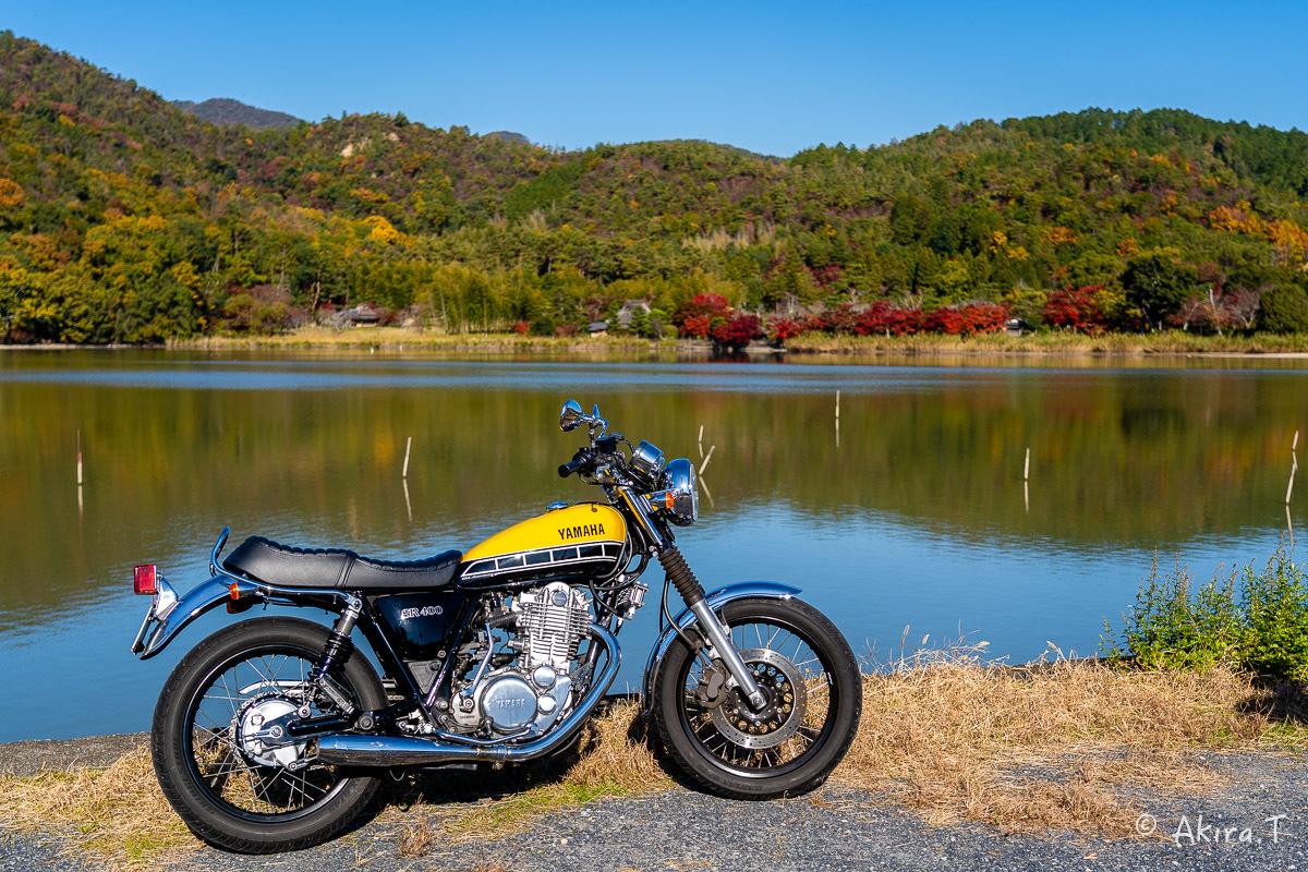 バイクは楽し!! YAMAHA SR400 -60-_f0152550_23215778.jpg