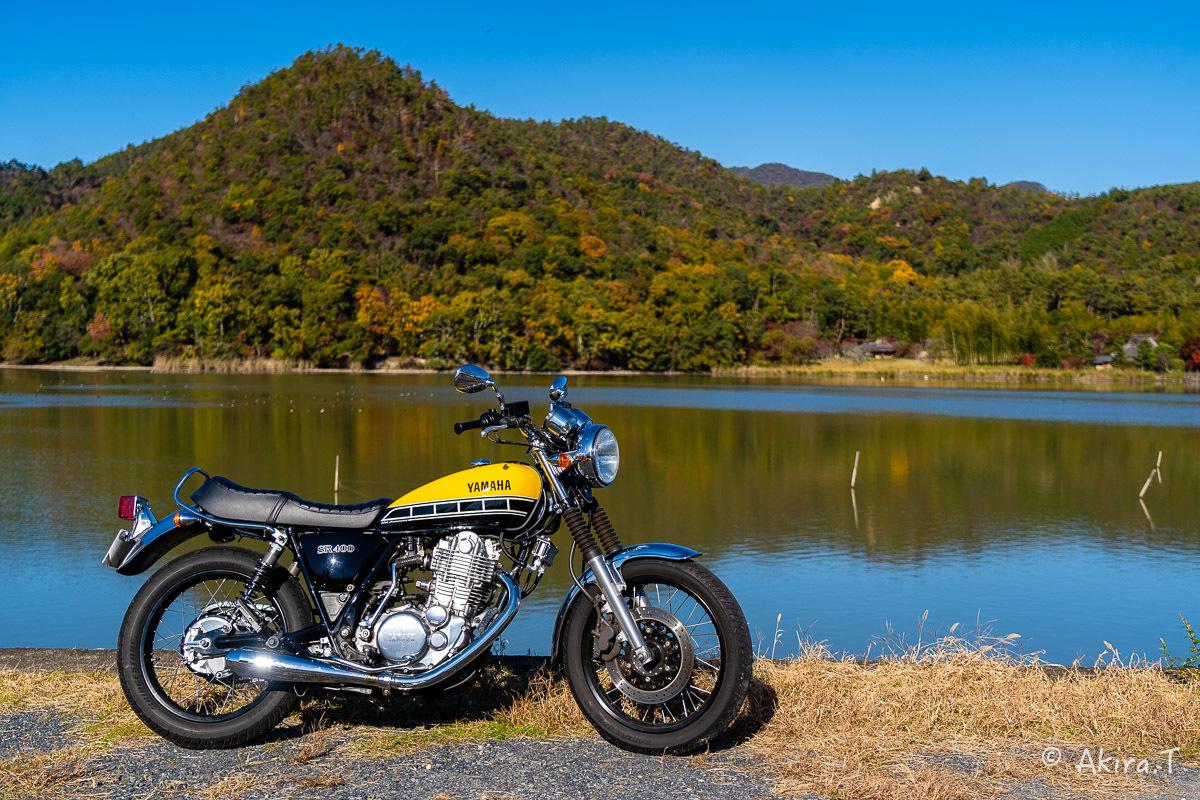 バイクは楽し!! YAMAHA SR400 -60-_f0152550_23221054.jpg