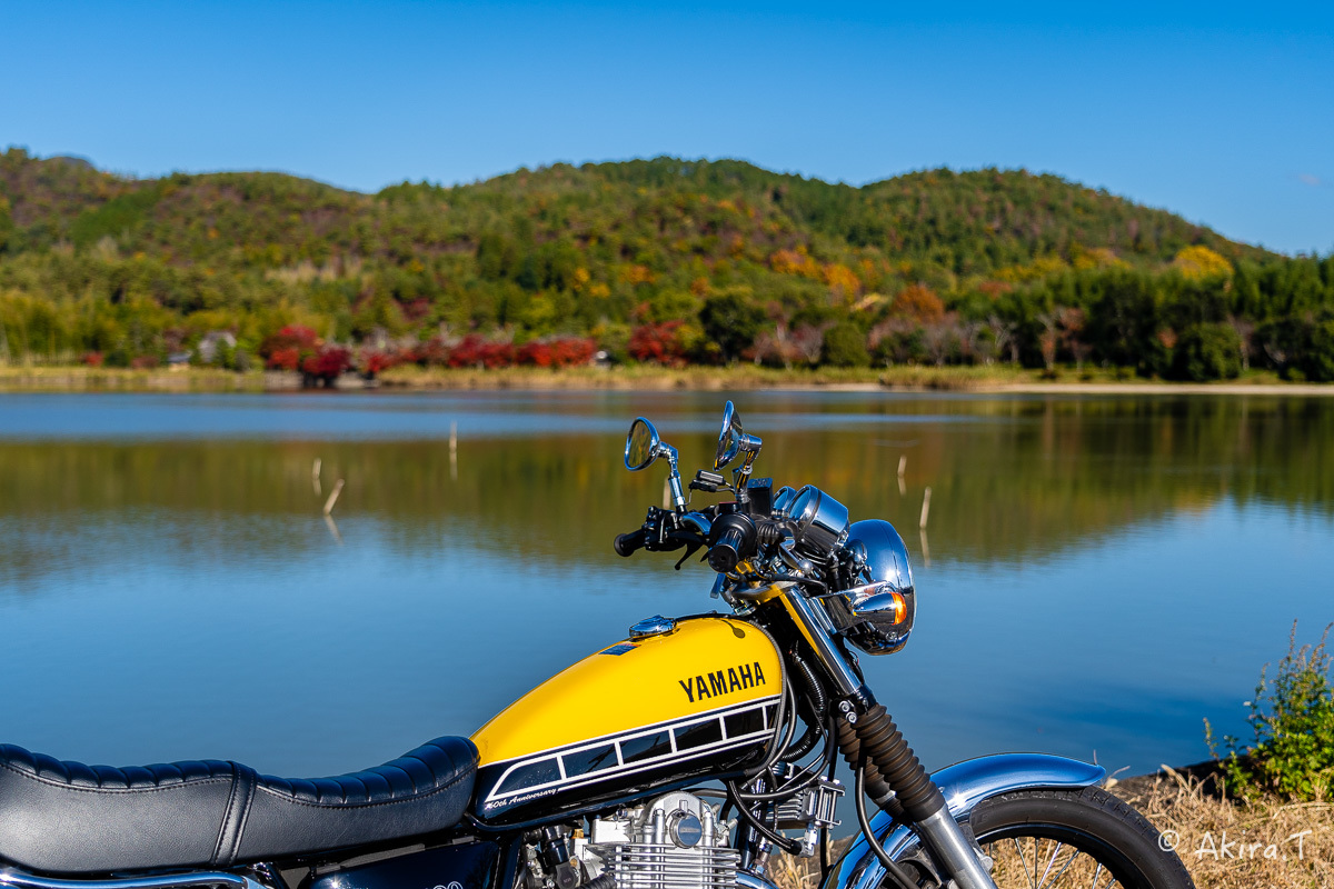 バイクは楽し!! YAMAHA SR400 -60-_f0152550_23222323.jpg