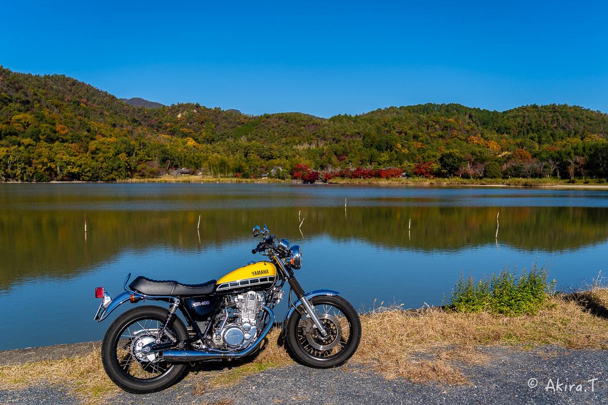 バイクは楽し!! YAMAHA SR400 -60-_f0152550_23223331.jpg