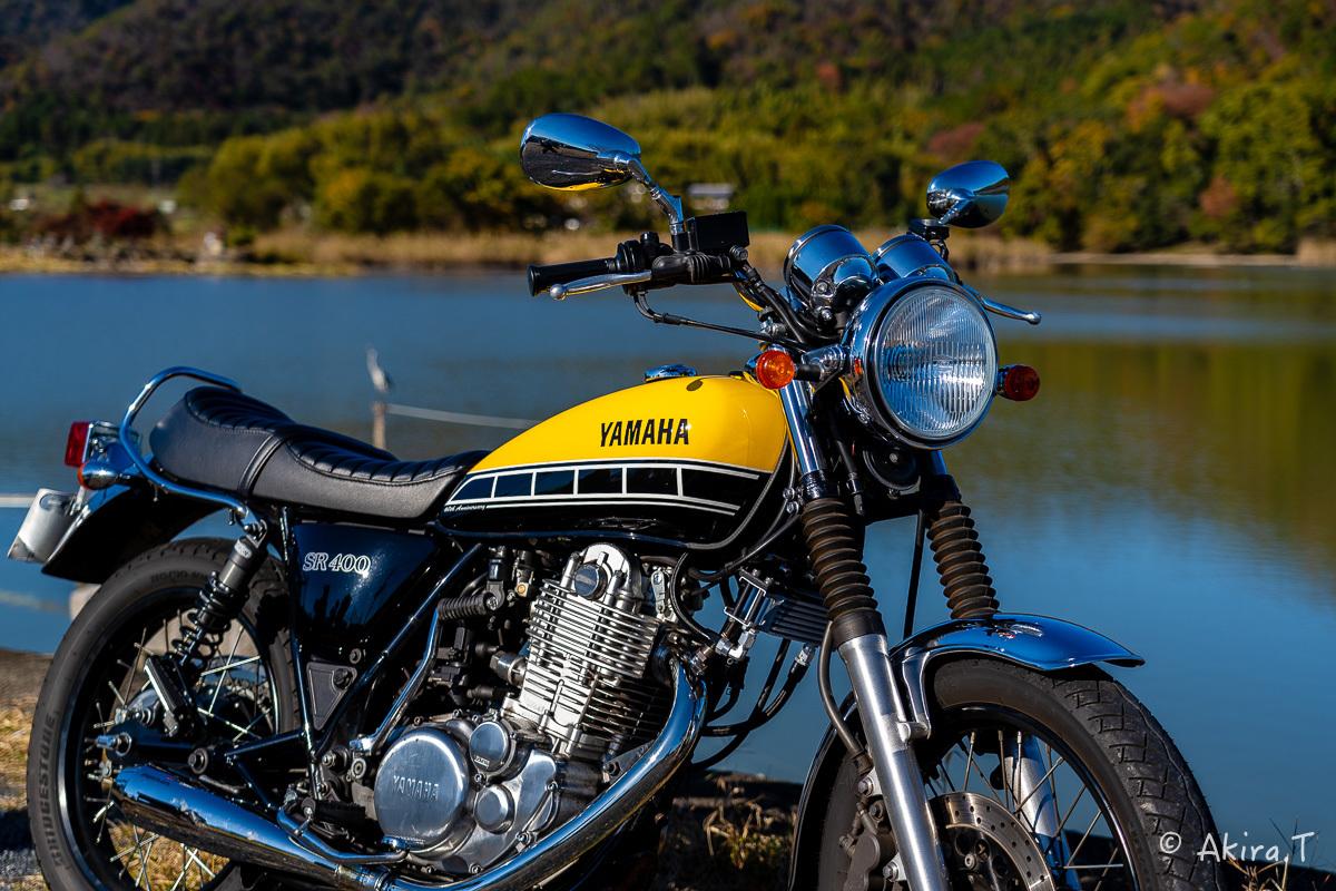 バイクは楽し!! YAMAHA SR400 -60-_f0152550_23224373.jpg